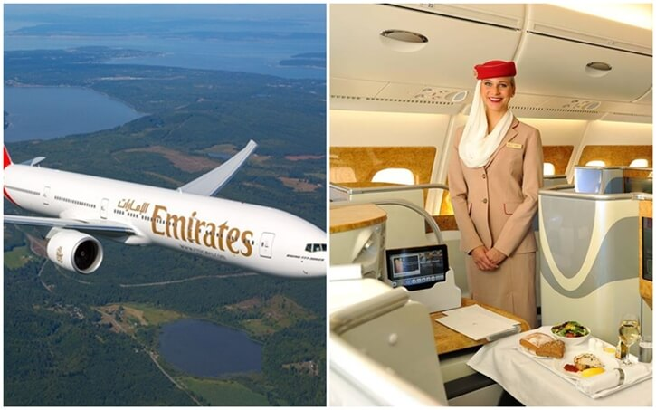 Upgrade from Economy to Business with Emirates Airline's New Basic Business Class Fares