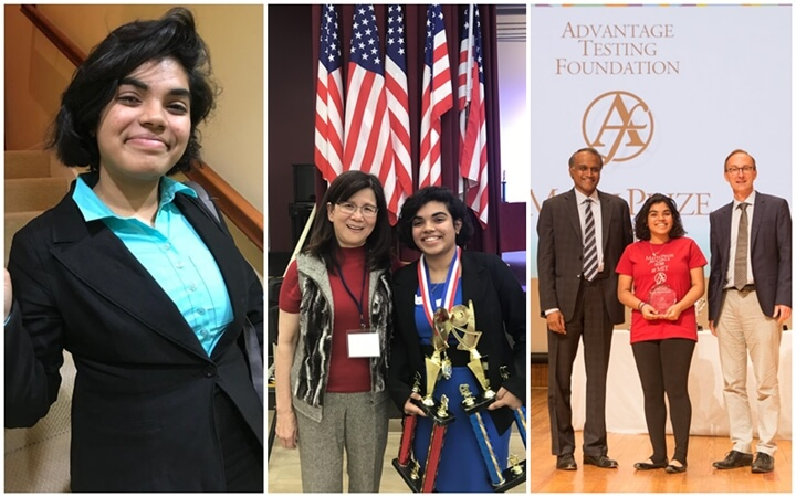 Interview: Indian American 'Human Calculator' Apoorva Panidapu Wears Multiple Hats Just at 14