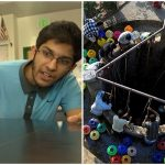 Chennai water crisis, water scarcity India, Portland-based Chaitanya Karamchedu, method to make seawater drinkable