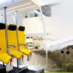SkyRider standing seats, ultra-basic economy air travel, budget airlines cheap flights, cheap economy flights