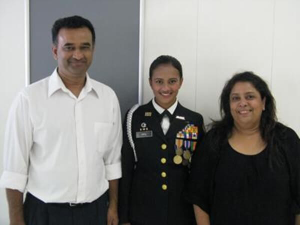 Indian American Simran Patil to Join US Army and Serve Nation at Largest Military Base for Armed Forces