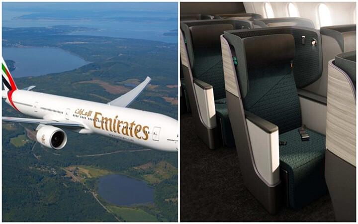 Emirates Premium economy, cheap Emirates economy flight tickets, cheap emirates flights to India
