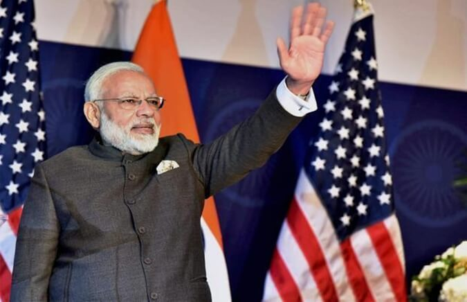 PM Narendra Modi to Visit USA and Meet Indian American Community in September 2019