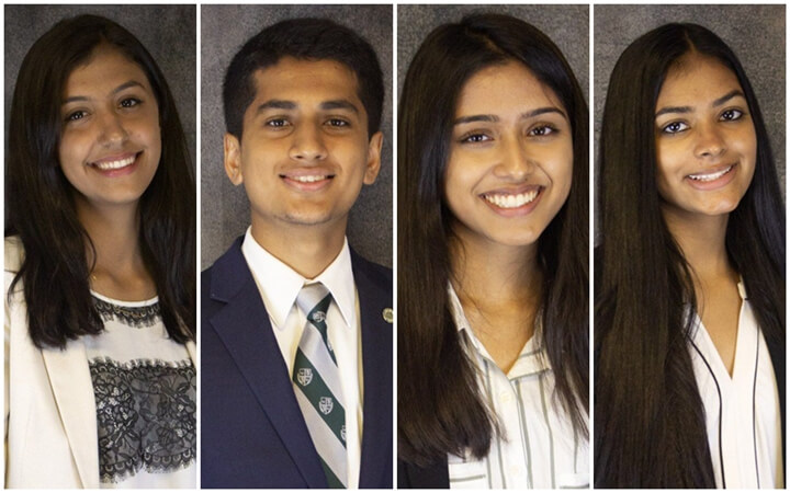 7 Talented Indian Americans are Selected for Summer Internship in New Jersey State Government