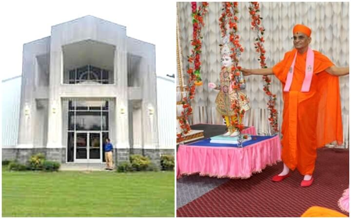 30-year-old Church is Bought for $2 Million and Converted into New Swaminarayan Temple in Virginia