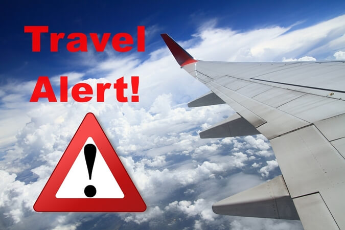 Do Check These Travel Alerts if You're Awaiting Your Flights to or from USA This September