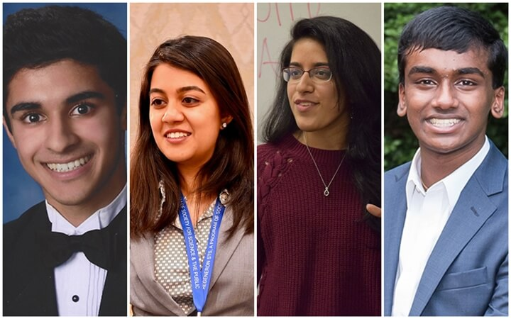 8 Indian American Students Win Davidson Scholarship Worth $220000 for Various Inventions