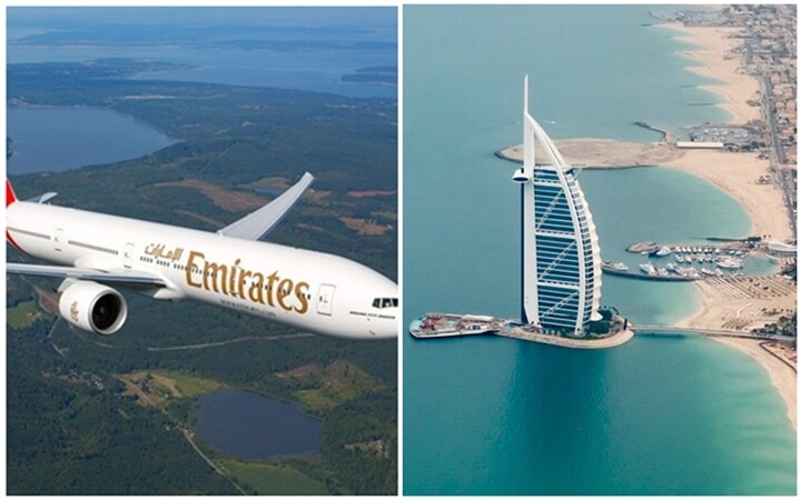 Flying on Emirates Airlines this Fall? Get Free Luxury Stay in Dubai for Two Nights