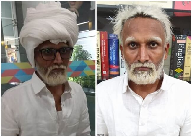 32-year-old Indian Man appears as 81-year-old to Take Flight to USA from Delhi. No One Knows Why