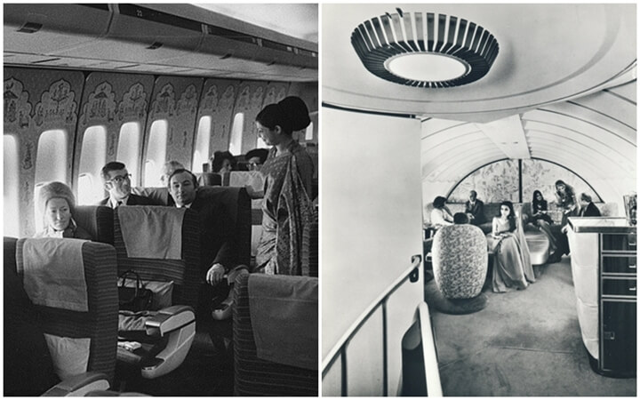 Air India Emperor Ashoka, Air India golden age, Air India 1970s