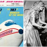 Air India good old days, Air India business class flights, golden age of air travel