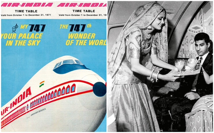 Luxury and Glamor of Flying on Air India in Good Old Days: A Myth to Our Next Generation