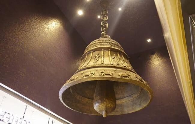 Ayodhya development project, Ayodhya Ram temple bell, Ayodhya tourism