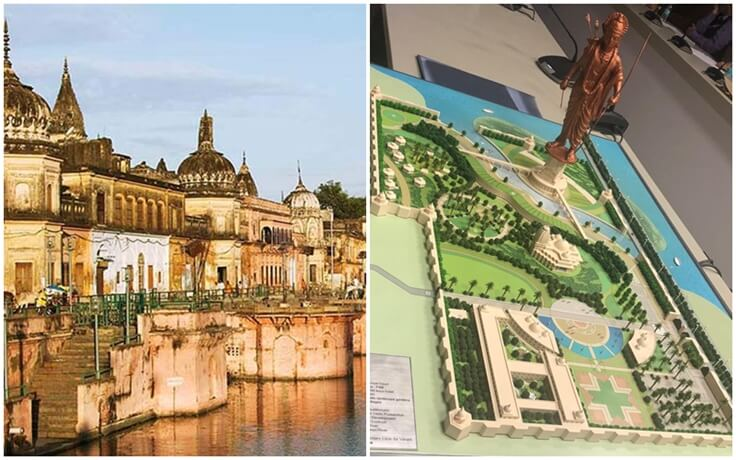Ayodhya to Become Spiritual City like Tirupati with Cruise, International Airport, Resorts, Five-star Hotels