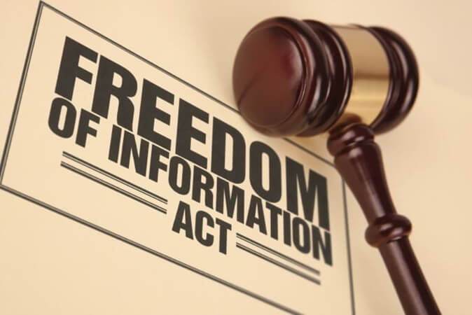 Freedom of Information Act USA, USCIS