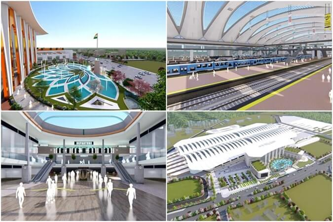 India to Redevelop Amritsar Railway Station as Airport-like Infrastructure with Lotus Pond for Rs 300 Crore