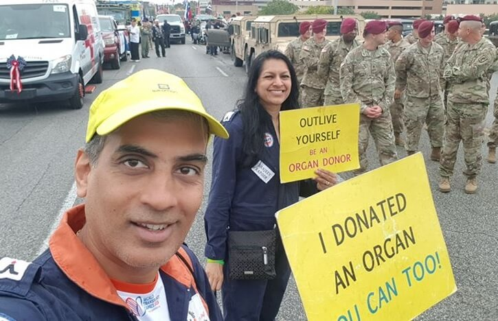 This Indian American Couple has Traveled 100K km in 400 Days to Promote Living Organ Donation in 43 Countries