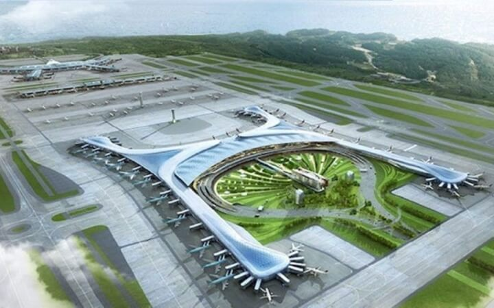 Details of Upcoming Two International Airports from North India to South India
