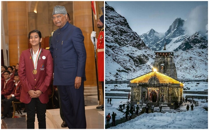 India Honors This 13-year-old with National Bravery Award for Saving Lives of Kedarnath Pilgrims