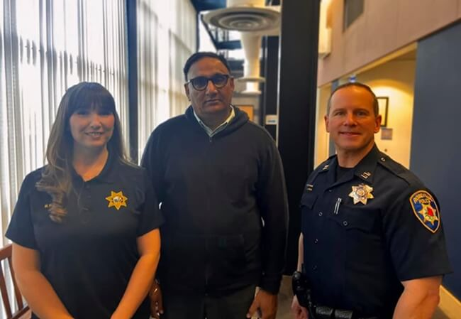 Roseville Cab Rajbir Singh, Humans of California, Indian American community news