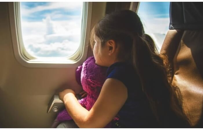 Online Petition is Launched Asking US Airlines to Seat Families Together for Free on Planes