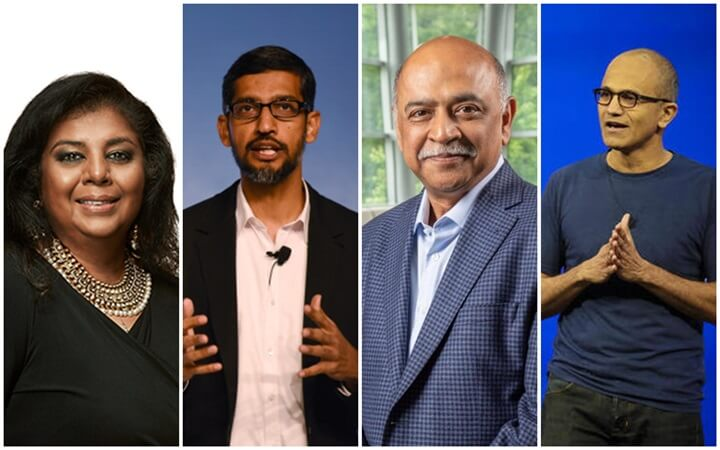 COVID19: 6 Indian American CEOs Including Sundar Pichai and Satya Nadella in Trump's US Economy Revival Groups