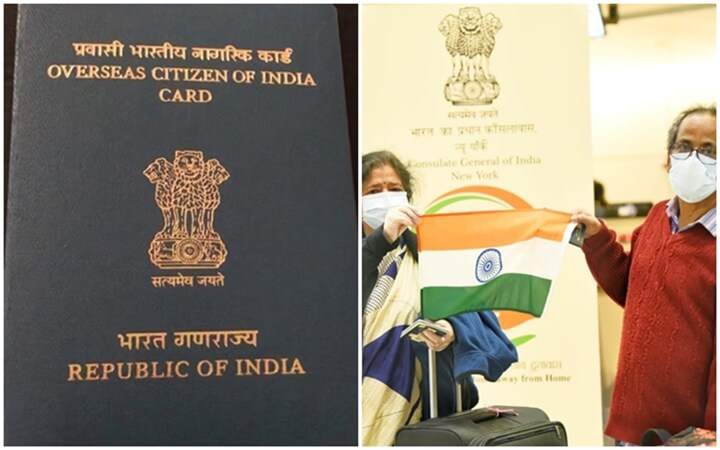 MEA Writes to Home Ministry Seeking to Allow OCI Card Holders on Special Flights in Next Phases