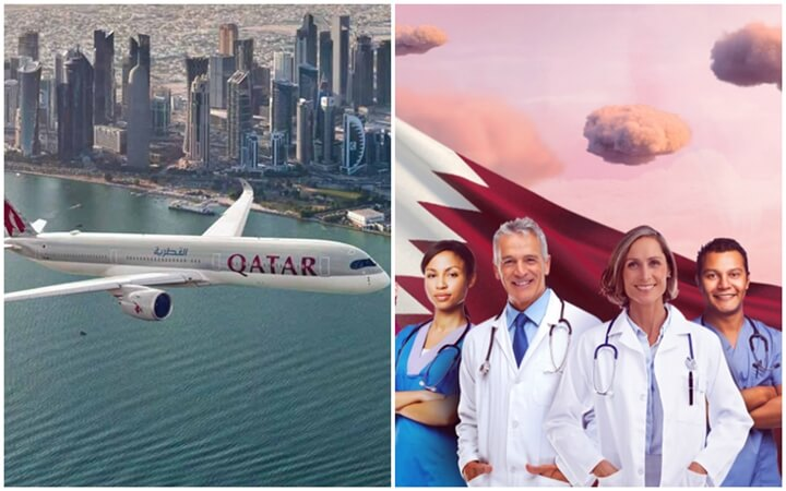 Qatar Airways Offers 100,000 Free Return Flight Tickets to Thank Medical Professionals across Globe