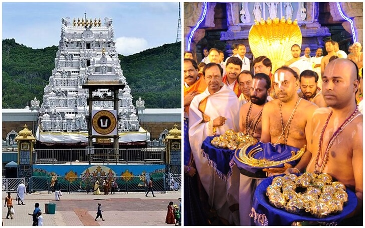 COVID19: With Rs 400 Crore Revenue Loss, Tirupati Temple Struggles to Afford Salaries and Daily Expenses