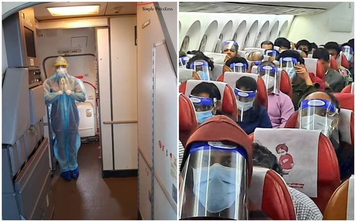Vande Bharat Mission: First-hand Accounts of Special Air India Flights to and from India