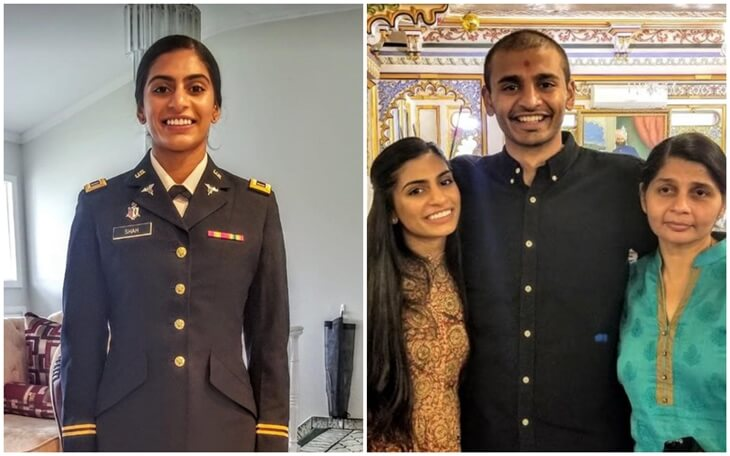 Dr Shenika Shah US Army, Indian-origin West Point graduates, Mew York Indians