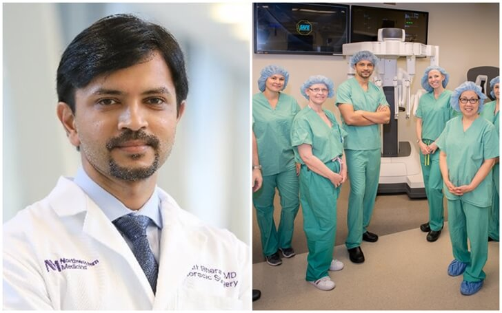 Indian-origin Doctor Successfully Performs Double Lung Transplant on COVID19 Patient for First Time in USA