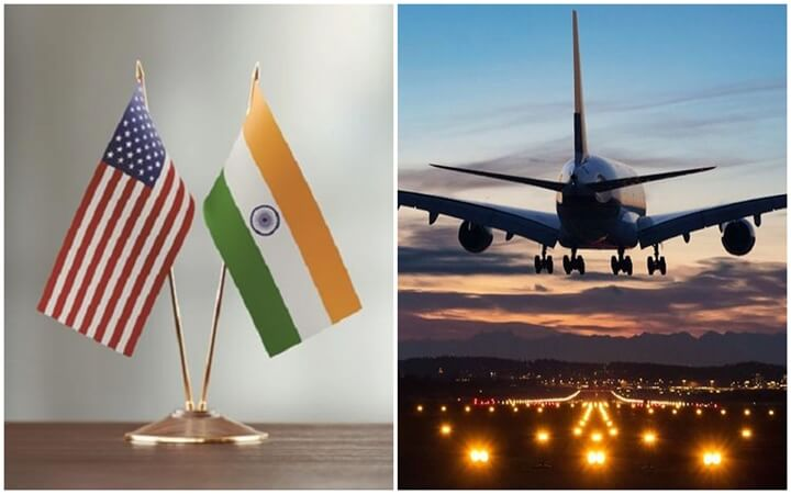 US-India air bubble flights, Air India VBM flights, Emirates flights to India