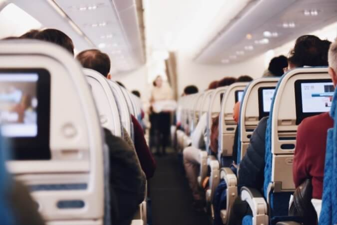 Breathe Easy while Flying during COVID19. Airplane Cabin Air is Refreshed Every 2 Minutes, IATA Says