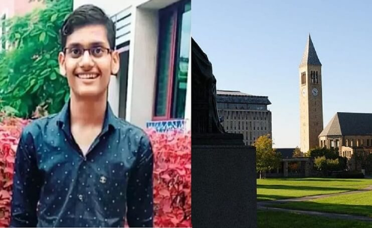 Indian Farmer's Son Scores 98.2% in Class 12 and Secures 100% Scholarship to Study at Ivy League University