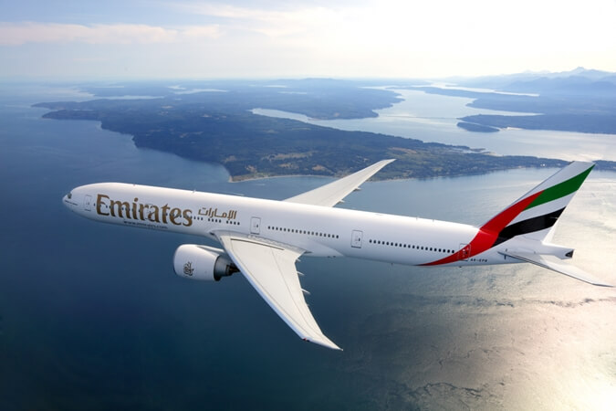 Emirates Offers to Cover Flyers' Medical and Quarantine Costs if They Contract COVID19 on Board