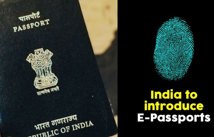 India to Issue e-Passports in 2021; Check New Advanced Security Features of Indian e-Passports