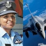Shivangi Singh Rafale Jet, Indian women fighter pilots, flight lieutenant Shivangi Singh