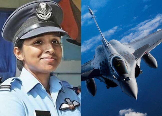 Shivangi Singh Rafale Jet, Indian women fighter pilots, flight lieutenant Shivangi Singh
