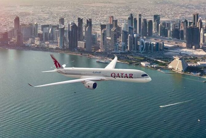 Qatar Airways US-India flights, Qatar Airways winter schedule 2020, Qatar resumes flights to India