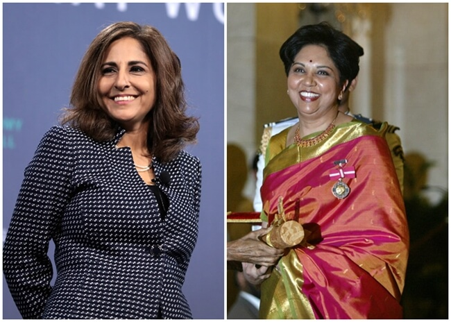 Indian American Neera Tanden and Indra Nooyi being Considered for Top Posts in Biden Cabinet