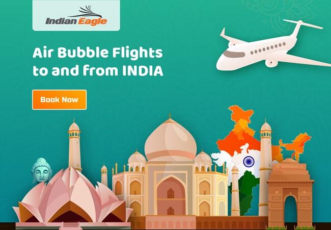 air bubble flights to India, cheap Air India VBM flights, how to book air bubble flights to India, book air bubble flights to Kerala