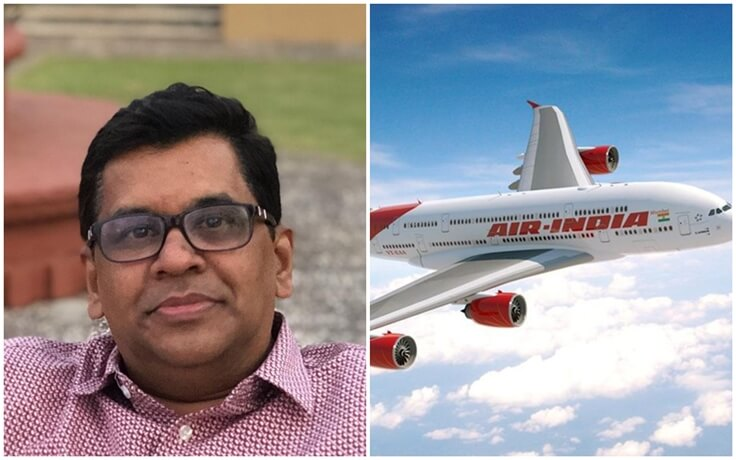 This Self-made NRI Entrepreneur from USA Bids for Air India and Plans to Invest $9 Billion in Indian Aviation
