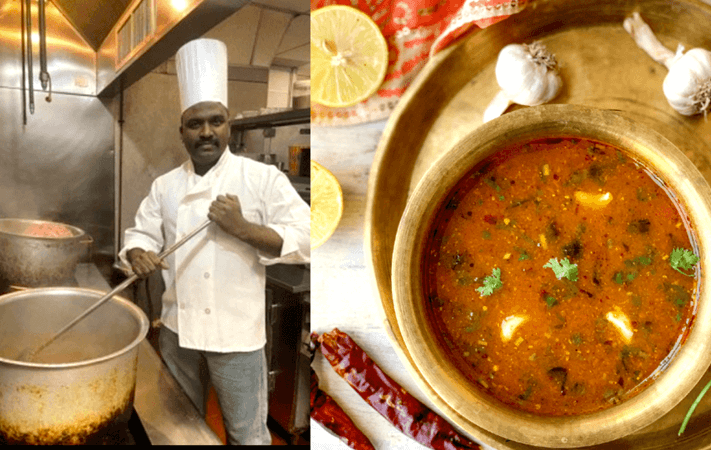 This South Indian Staple is Now Immunity Boosting Soup in USA; Thanks to Chef Arun Rajadurai from Tamil Nadu