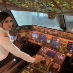 Air India SFO BLR flight, Air India women pilots, AI captain Zoya Agarwal, Air India's longest flight north pole