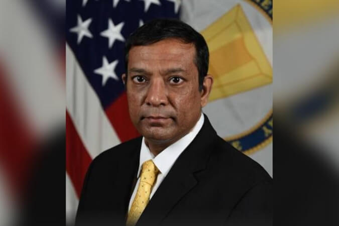 Good News! Indian American Dr. Raj Iyer Swears in as US Army's First-ever Chief Information Officer