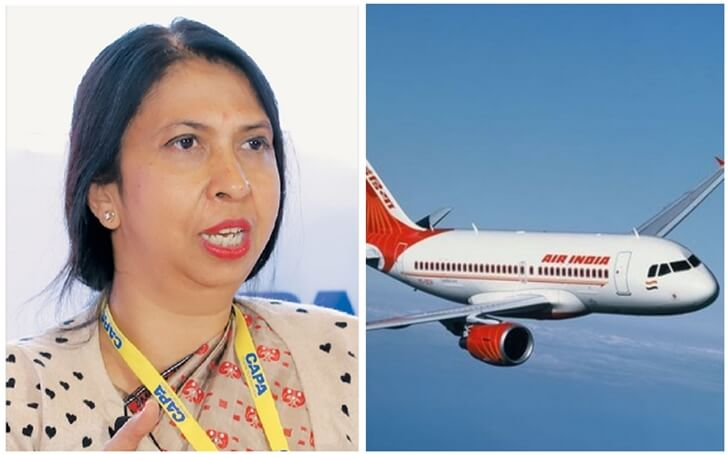 Meenakshi Mallik who Joined Air India as a Management Trainee in 1989 Offers to Acquire the Airline