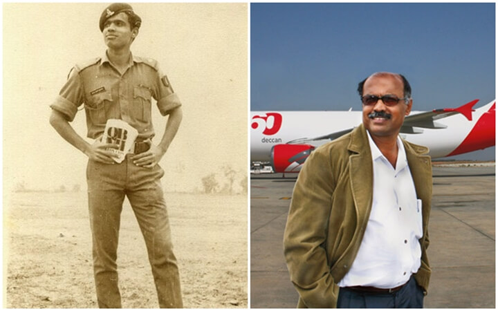 He Journeys from Fighting in the 1971 War to Launching India's First Low-cost Airline: An Incredible Story