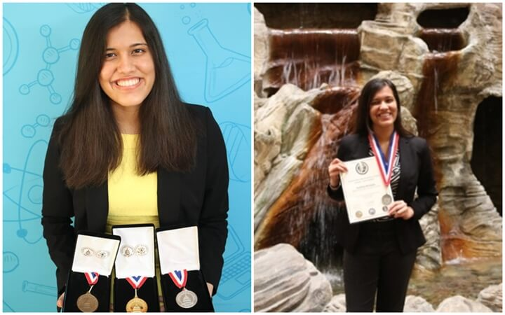 Regeneron Science Talent Search finalists 2021, Indian American Laalitya Acharya, Indian American community news
