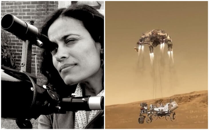 Other than Dr. Swati Mohan, Indian-origin Vandana Verma Drove NASA's Perseverance to Mars